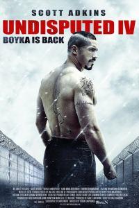 La gran pelea 4: Boyka (2016) HD 1080p Latino