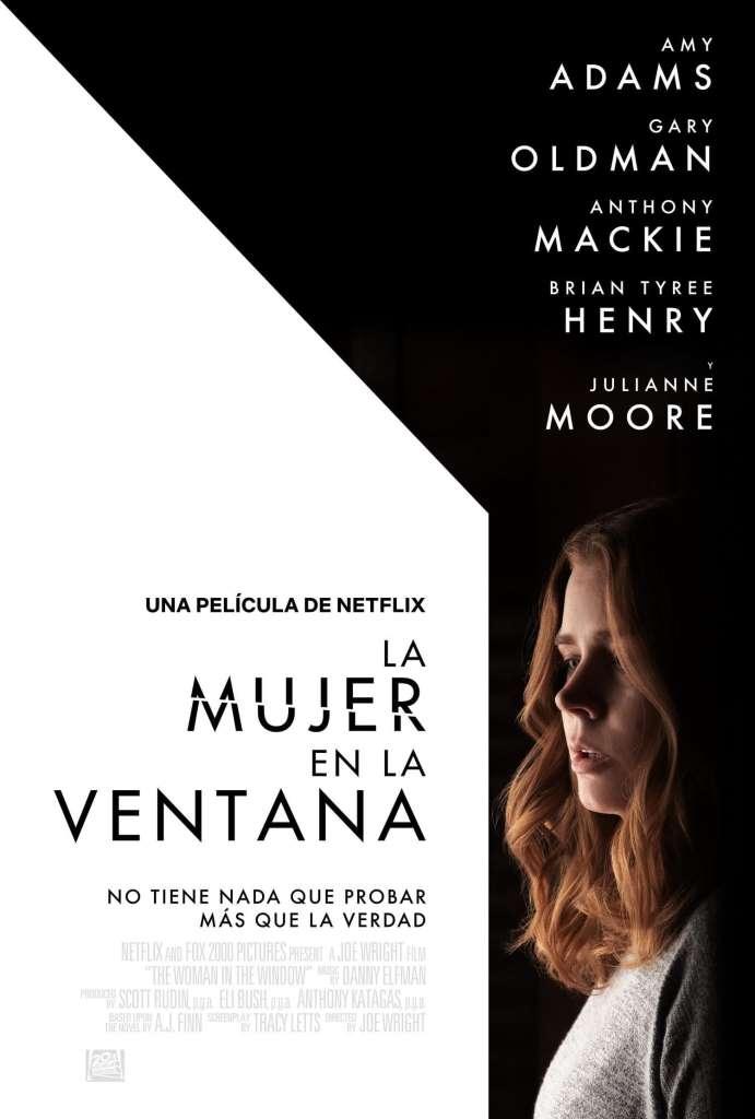 La mujer en la ventana (2021) HD 1080p Latino