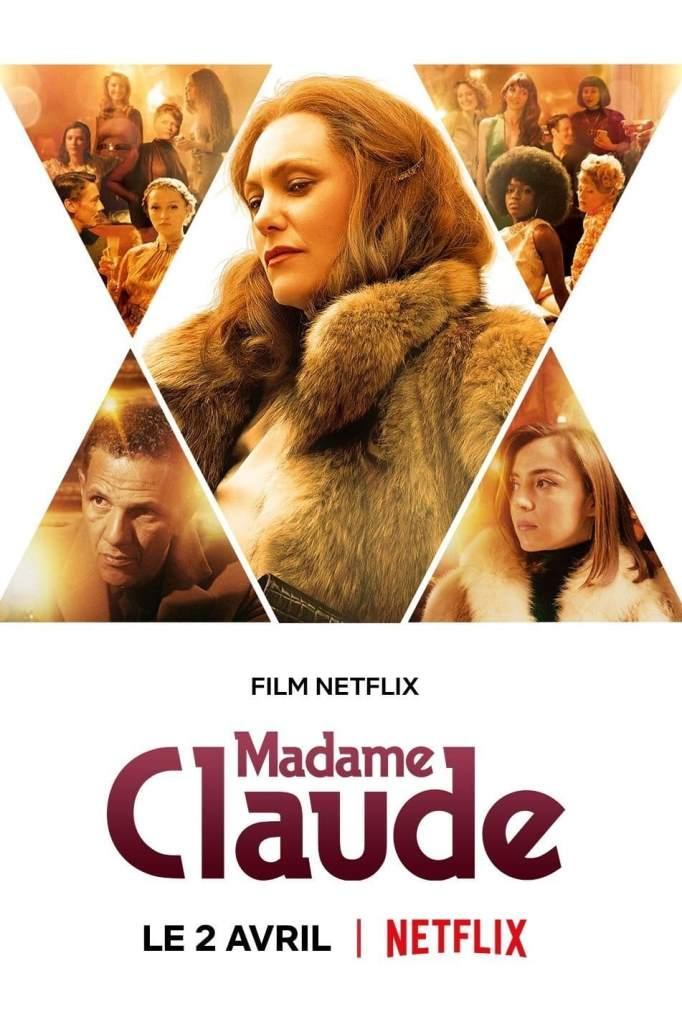 Madame Claude (2021) HD 1080p Latino