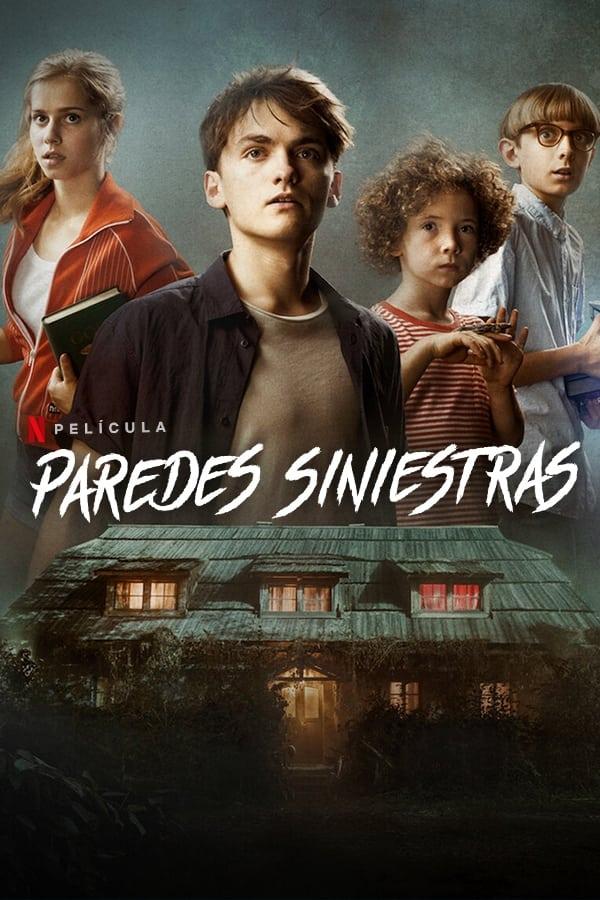 Paredes Siniestras (2020) HD 1080p Latino