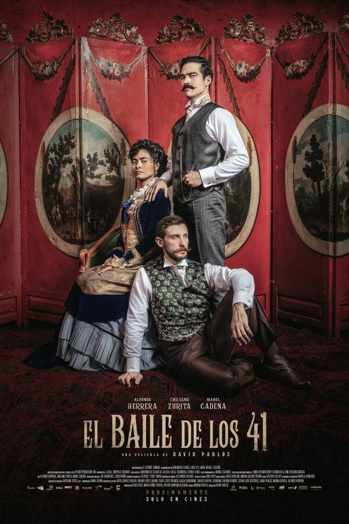 El baile de los 41 (2020) HD 1080p Latino