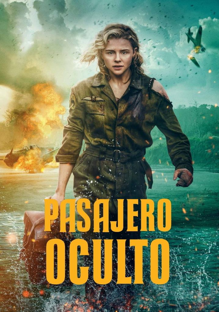 Pasajero oculto (2021) HD 1080p Latino