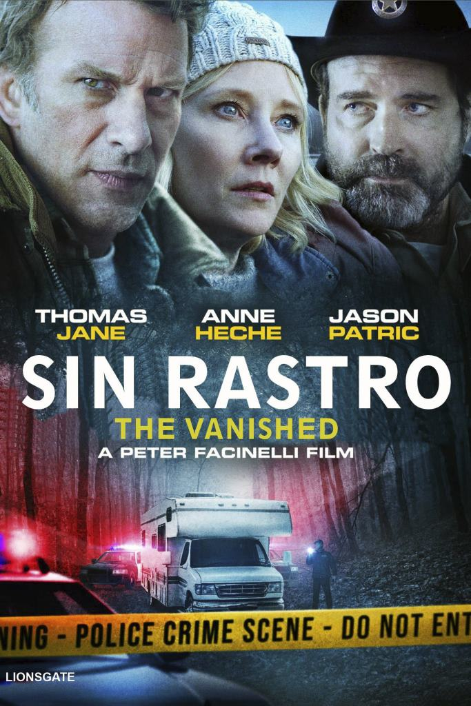 Sin rastro (2020) HD 1080p Latino