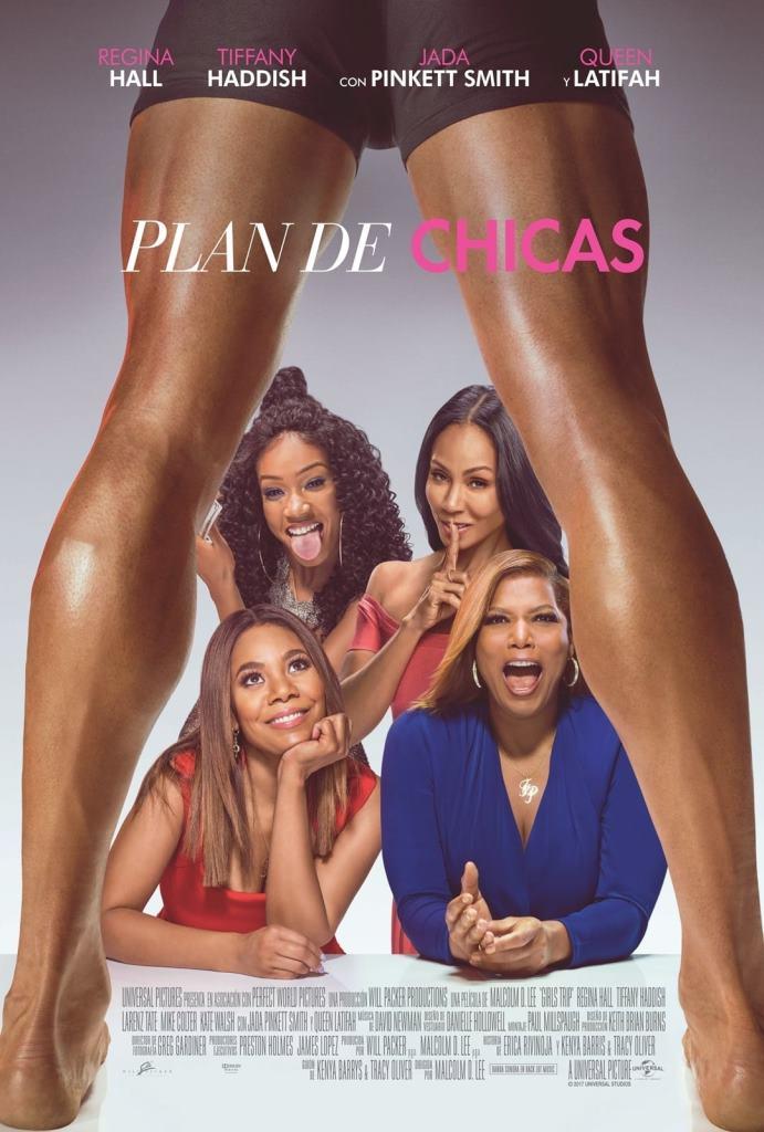 Plan de chicas (2017) HD 1080p Latino
