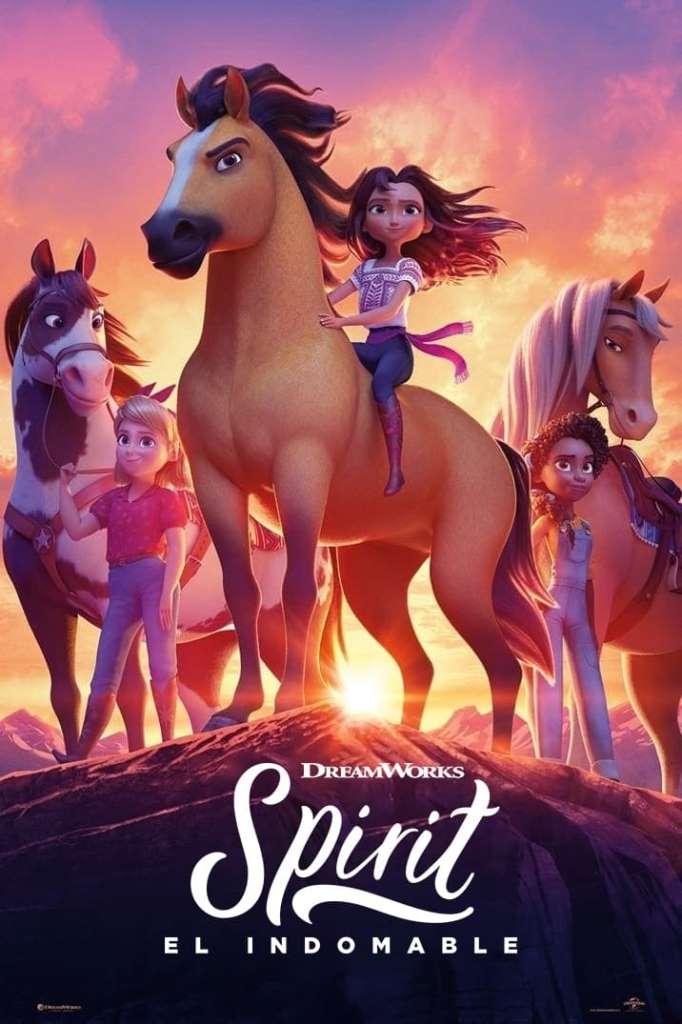 Spirit: Indomable (2021) HD 1080p Latino