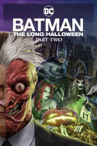 Batman: El Largo Halloween, Parte 2 (2021) HD 1080p Latino