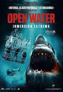 Open Water: Inmersión extrema (2017) HD 1080p Latino