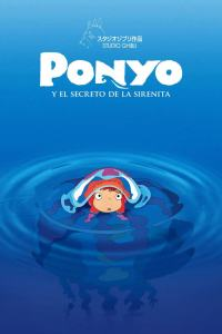 Ponyo y el Secreto de la Sirenita (2008) HD 1080p Latino