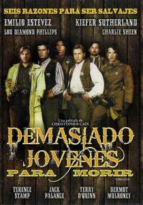 Demasiado Jóvenes Para Morir (1988) HD 1080p Latino