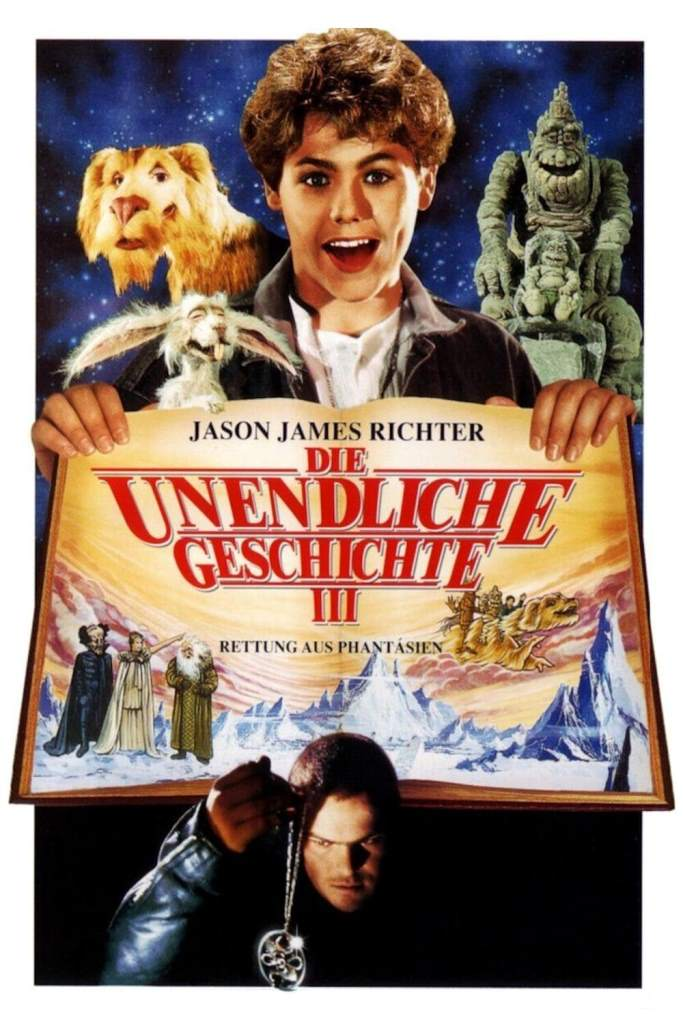 La historia sin fin 3 (1994) HD 1080p Latino