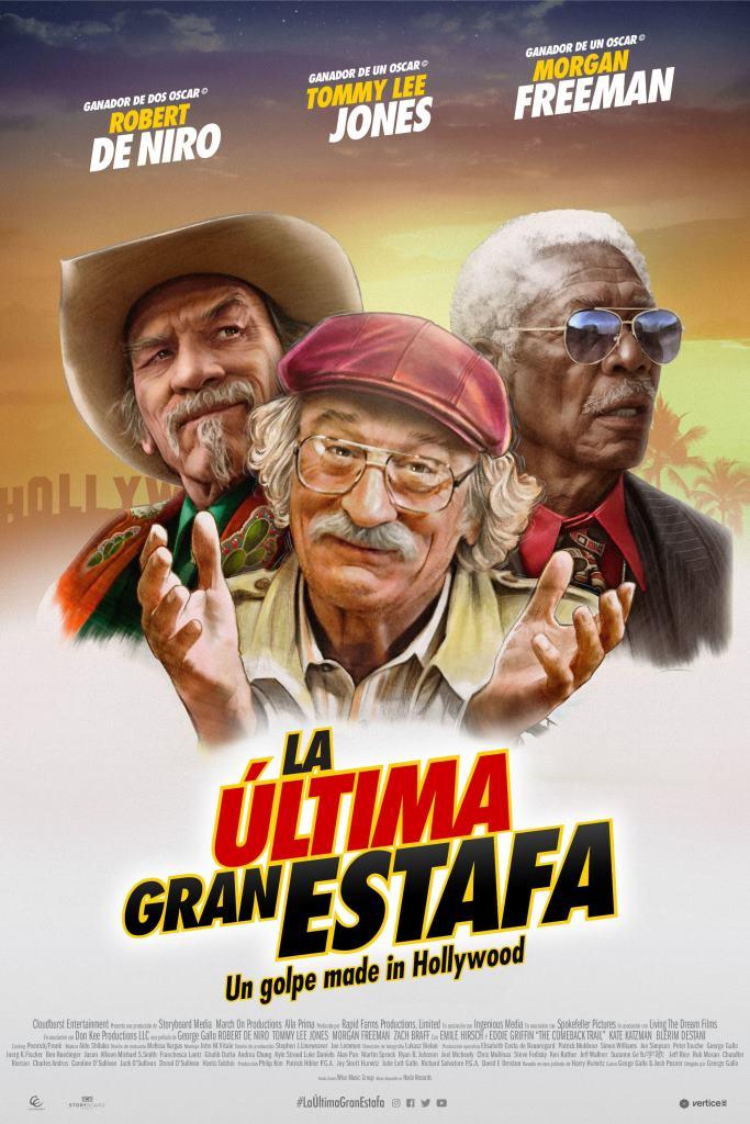 La última gran estafa (2020) HD 1080p Latino