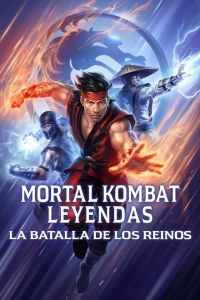 Mortal Kombat Leyendas: La batalla de los Reinos (2021) HD 1080p Latino