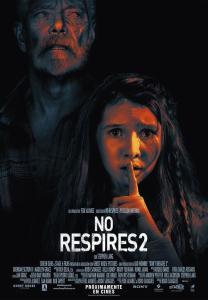 No Respires 2 (2021) 4K Ultra HD Latino