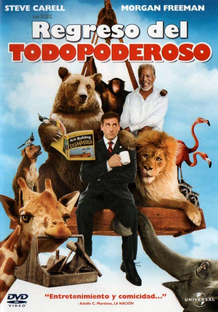 Regreso del todopoderoso (2007) HD 1080p Latino
