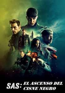 SAS: El ascenso del Cisne Negro (2021) HD 1080p Latino