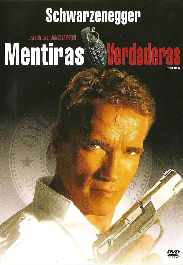 Mentiras verdaderas (1994) HD 1080p Latino