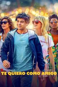 Te quiero como amigo (2021) HD 1080p Latino