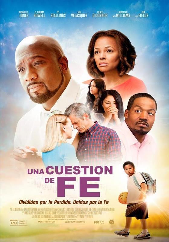 Una cuestión de fe (2017) HD 1080p Latino