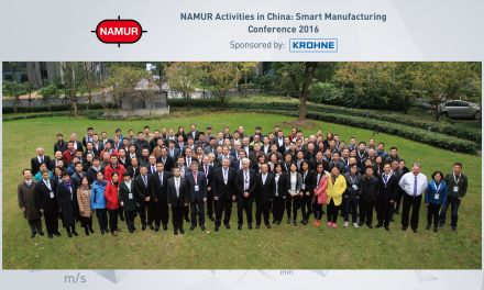 Process Automation: Namur Conference in China