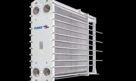 Heat exchanger of spark on the Internet