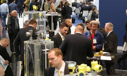 Powtech 2017: the chemical plant of the future