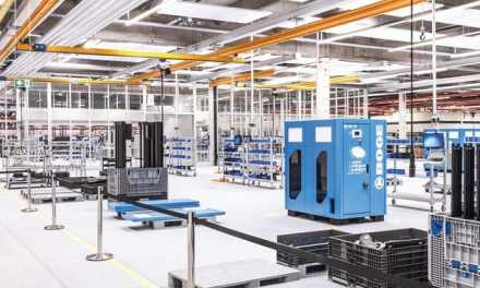 Boge consecrates intelligent factory