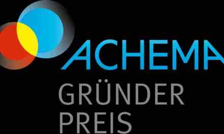 Submit applications for Achema Founder Award