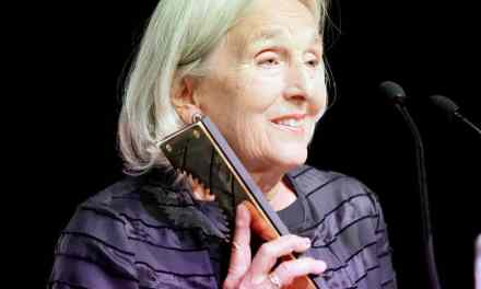 Renate Pilz awarded for life's work
