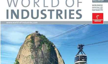 WORLD OF INDUSTRIES 2 / 2019 IS NOW AVAILABLE!