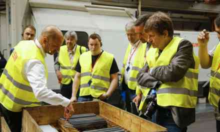 Recycling and Disposal: Environmental Technology Customer Day at HSM