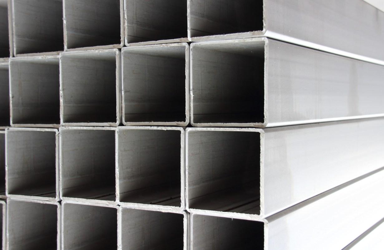Tubi Sagomati Quadri elettrouniti AISI 304 316 | Vergalli Acciai