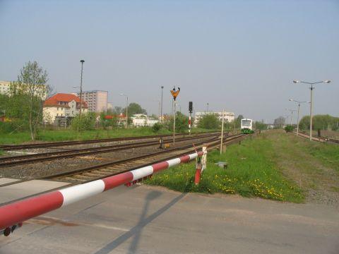 Erfurt Nord  Erfurt West