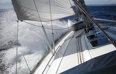 Verhandlungsseminar am Segelboot in Kroatien