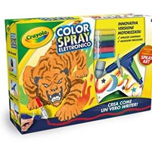 Color spray elettronico