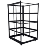 Rolling Rack for 8 Response Beds (RR-8)