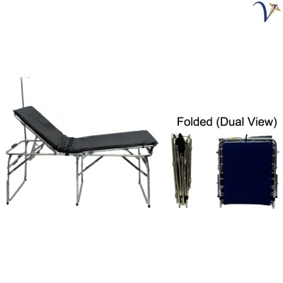 Active Patient Care Bed with IV Pole (RB-APC400I )