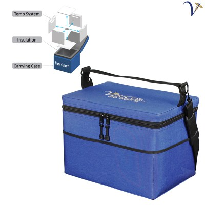 Cool Cube™ 08 Vaccine Transport Cooler at Refrigerated Temperatures 050918