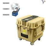 Cool Cube 28L Blood Products Transport Cooler - Blood Carrier
