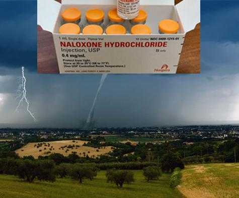 emergency backup naloxone