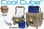 The Cool Cube™ Story | The VACCINATOR Line | Pan-Flu Cache System