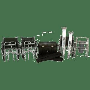 de- alternate care site - assistive devices