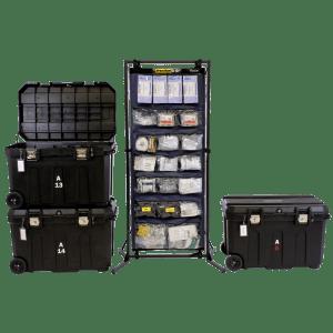 de- alternate care site - airway management