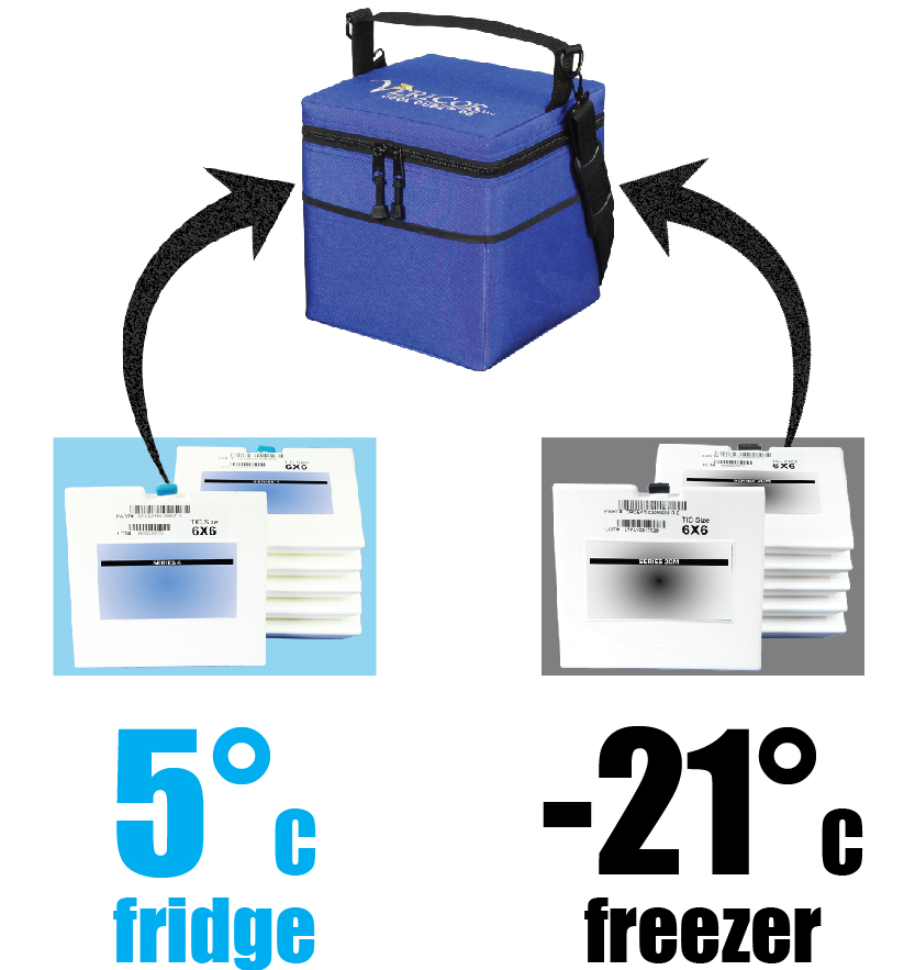 Cool Cubes™ can do different temps