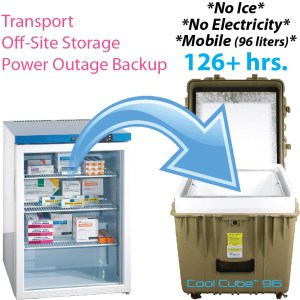 Large Capacity Cool Cube™ 96