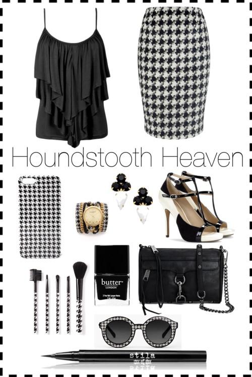Houndstooth Heaven
