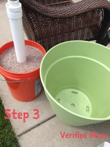umbrella stand step 3