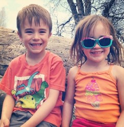 Trista Sutter & Ryan Sutter Kiddos, Max and Blakesley