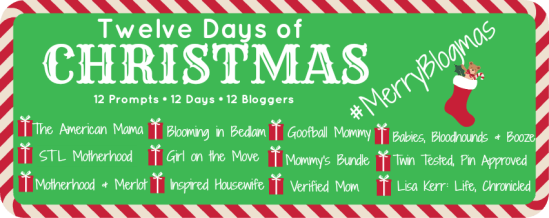 It's a Bloggers Christmas aka #MerryBlogmas