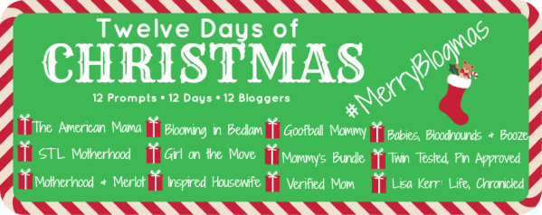 Bloggers #MerryBlogmas