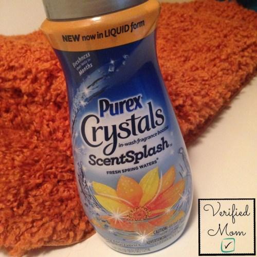 purex crystals scentsplash